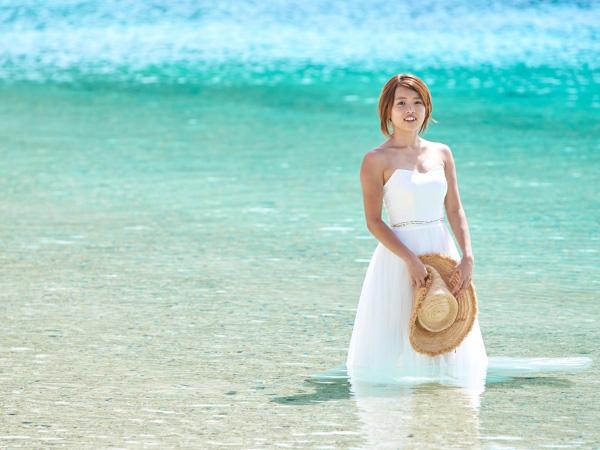 Pachiri限定,渡嘉敷島婚紗外拍之旅,包含短片錄影和空拍ー☆☆