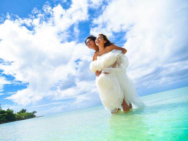 Pachiri限定!✩✩海灘婚紗基本方案✩✩