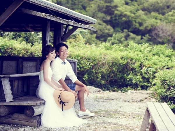 沖繩老房子咖啡館&海灘攝影方案