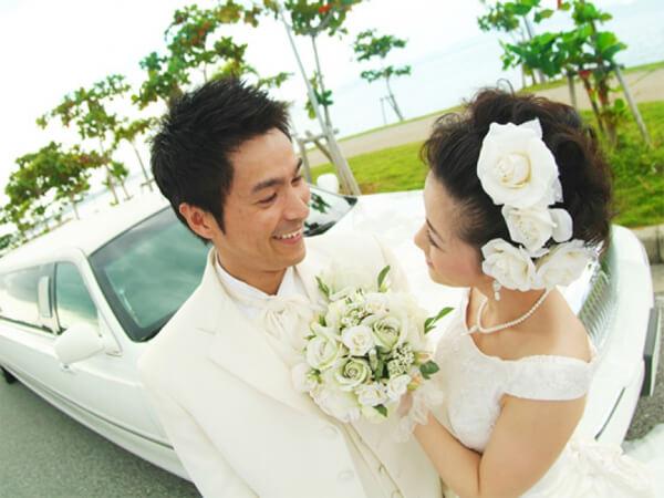 海灘以外兩處絕佳地點拍攝+照片50張+加長禮車接送!海邊婚紗攝影方案<南部>