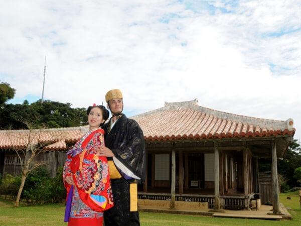 【琉服攝影方案】50張限定寫真!!琉球王國傳統服裝攝影